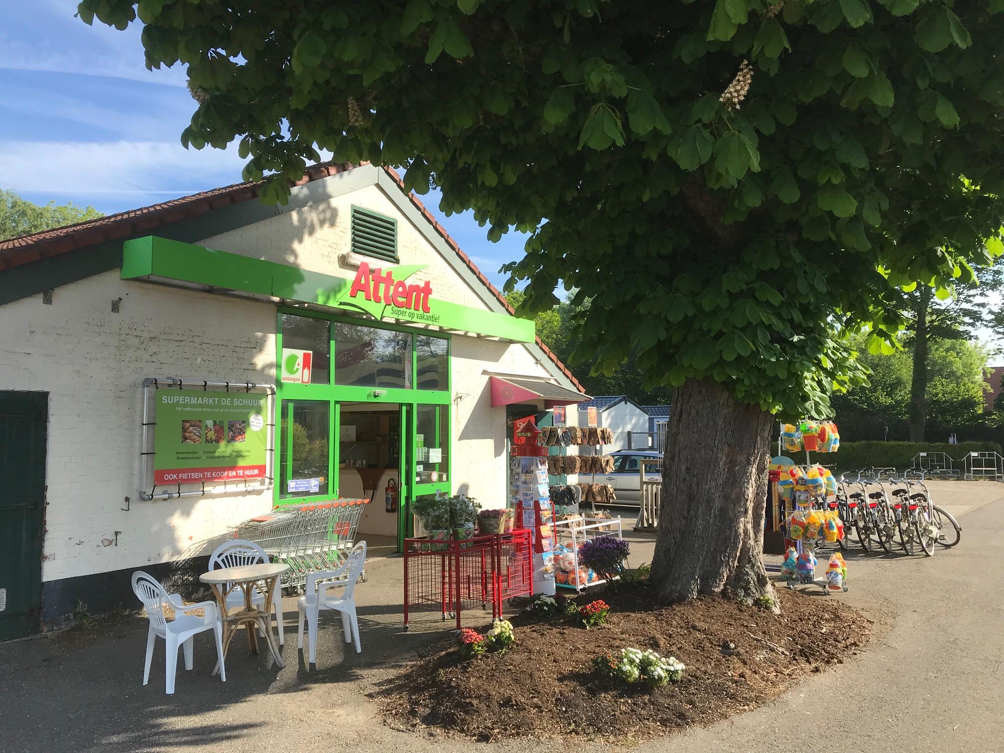 Supermarkt De Schuur, Kloosterweg 87, Burgh Haamstede, Zeeland , 4328GP, Nederland